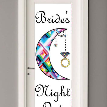 Bride's Night Out Banner