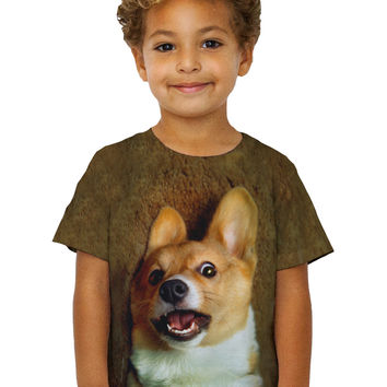 Kids OMG Welsh Corgi