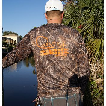 Signature Series Camo UPF Long Sleeve Shirt