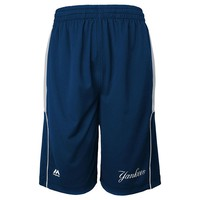 Majestic New York Yankees Batters Choice Shorts - Boys 8-20, Size: