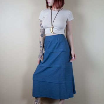 Blue Dream Vintage Skirt