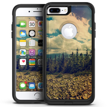 Beatuful Scenic Mountain View - iPhone 7 or 7 Plus Commuter Case Skin Kit