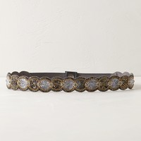 Beaded Blooms Belt