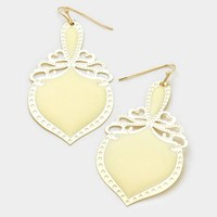 Salima Cream Earrings