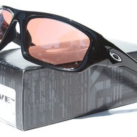OAKLEY Valve Sunglasses Polished Black/G30 Iridium NEW OO9236-04