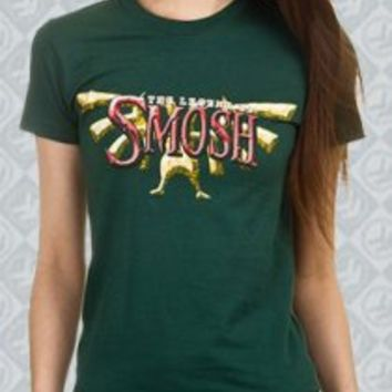 Legend of Smosh (Girls) Girl - Smosh Girls - Official  Online Store on District Lines