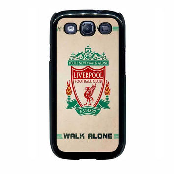 liverpool fc youll never walk alone samsung galaxy s3 s4 s5 s6 edge cases