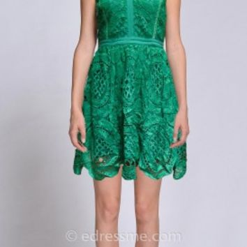 Kaitlyn Day Dress by EDM Private Collection