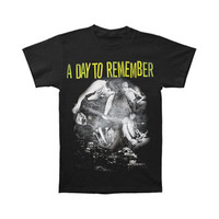 A Day To Remember Men's  Bring The Noise T-shirt Black