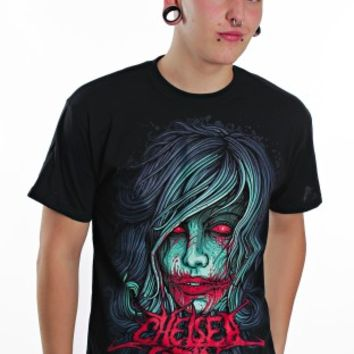 Chelsea Grin - Girl Face - T-Shirt