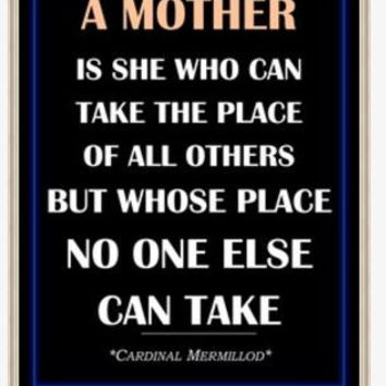 Mother's Day Printables/ Mom quotes/ Tyography Prints