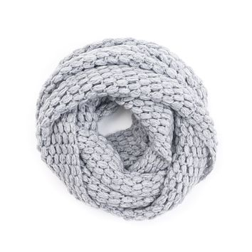 Effervescent Cashmere Infinity Scarf