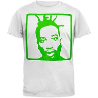 Ol' Dirty Bastard - Green Icon Soft T-Shirt