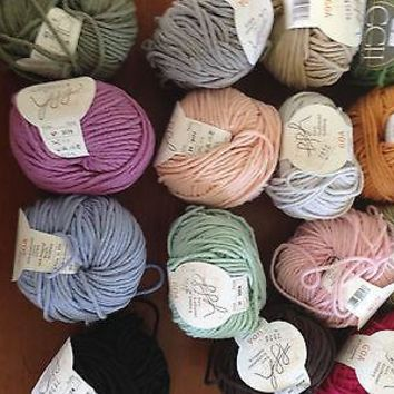 GGH GOA - COTTON BLEND YARN  -HEAVY WORSTED WEIGHT