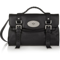 Mulberry - The Alexa leather satchel