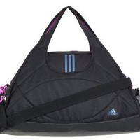 Adidas Women`s Ultimate Club Tote Bag (Black/Ultra Purple): Sports & Outdoors