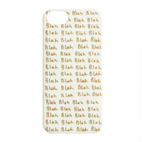 HUGO GUINNESS™ FOR J.CREW BLAH BLAH CASE FOR IPHONE® 5/5S
