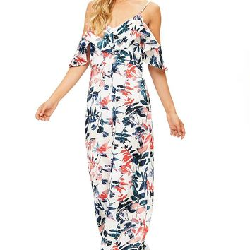Island Sunrise Jumpsuit