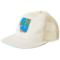 Happy Place Hawaii 6 panel Baseball Cap ( 101-0017 )