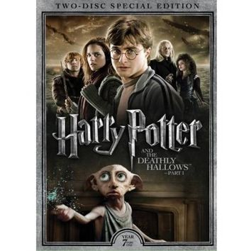 Harry Potter And The Deathly Hallows, Part 1 (2-Disc Special Edition) (Walmart Exclusive) - Walmart.com