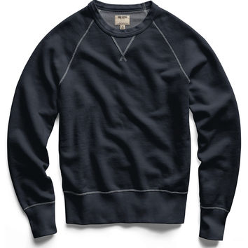 Japanese Indigo Sweatshirt in Black