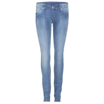 7 for all mankind - cristen skinny jeans
