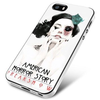 American Horror Story Freakshow iPhone 5 | 5S | 5SE Case Planetscase.com