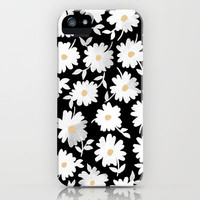 Daisies iPhone Case by Leah Reena Goren | Society6