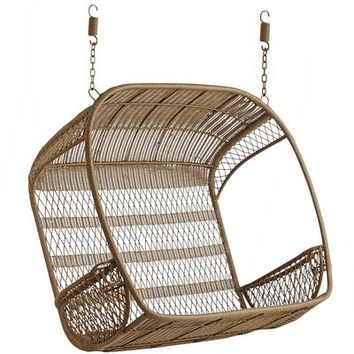double swingasan light from pier 1 imports home