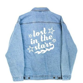 Lost In The Stars Denim Jacket