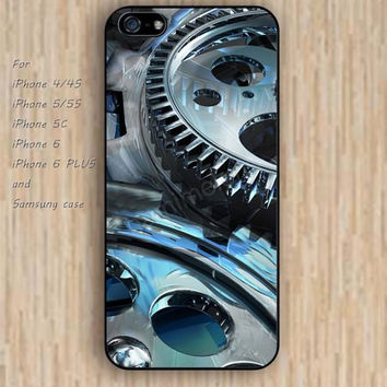 iPhone 5s 6 case colorful gear phone case iphone case,ipod case,samsung galaxy case available plastic rubber case waterproof B379