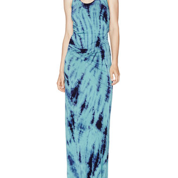 Young Fabulous & Broke Women's Hamptons Dreamer Maxi Dress - Blue -