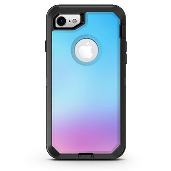 Subtle Tie-Dye Tone - iPhone 7 or 8 OtterBox Case & Skin Kits