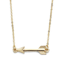 Arrow Pendant