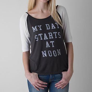 WEEKEND My Day Starts At Noon T-Shirt