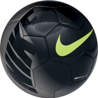 Nike Mercurial Fade Soccer Ball - Black/Silver | DICK'S Sporting Goods