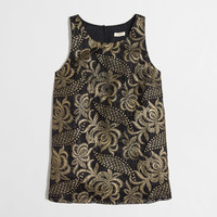 Factory embroidered tank : Sleeveless | J.Crew Factory