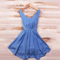Subtle Bluebell Dress- 1 left
