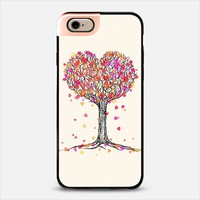 Love in the Fall iPhone 6 case by Micklyn Le Feuvre | Casetify