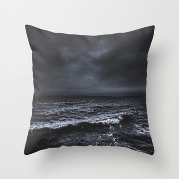 I´m fading Throw Pillow by HappyMelvin
