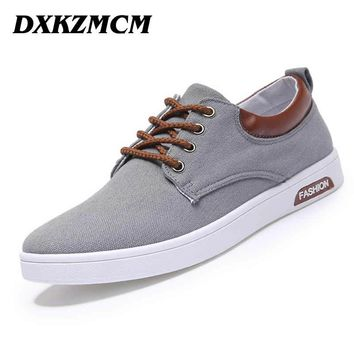 2017 Mens casual shoes Man flats Breathable Mens fashion Classic shoes Mens canvas Shoes