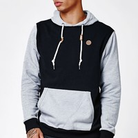 Volcom Single Stone Pullover Hoodie - Mens Hoodie - Black