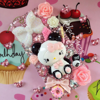 Iphone 6 plus hellokitty blingee decoden case