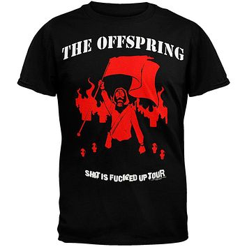The Offspring - SIFU 09 Tour Soft T-Shirt