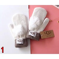 UGG Winter Popular Woman Men Warm Knit Gloves