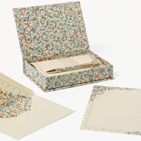 Medicea Stationery Box with Pen