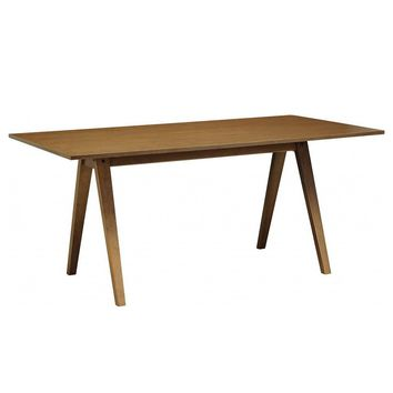 Varden Dining Table - Modern, Mid-Century & Scandinavian
