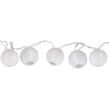Room Essentials® Paper Ball String Light