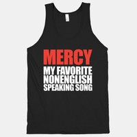 Mercy (My Favorite Nonenglish Speaking Song)