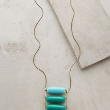 Aura Ladder Necklace by Anthropologie